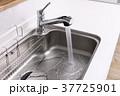 キッチン シンク 流し台の写真 37725901