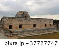 ウシュマル遺跡の尼僧院 世界遺産 マヤ遺跡 メキシコ 37727747