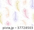 フェザー パターン 柄のイラスト 37728503
