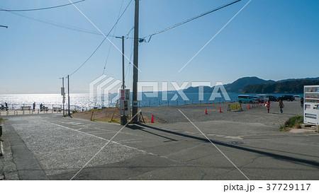 伊豆稲取文化公園の雛の館無料駐車場 37729117