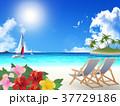リゾート旅行 37729186