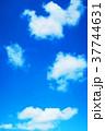 青空 白雲 雲の写真 37744631