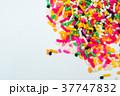 カラーチョコスプレー 37747832