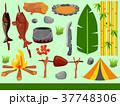 森林 林 森のイラスト 37748306