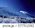 天狗岳 山 青空の写真 37751592
