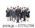 ビジネス ビジネスウーマン 会社員の写真 37751706