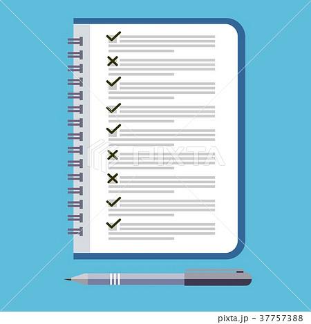 to do list icon design icon do list a checklistのイラスト素材