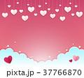 バレンタイン バレンタインデー 背景のイラスト 37766870