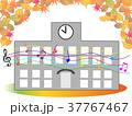 秋に音楽が聞こえる学校 37767467