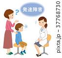 小児科 子供 診察 発達障害 37768730