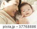 赤ちゃんとママ 添い寝  37768886