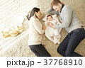 国際結婚 親子 赤ちゃん 添い寝 37768910