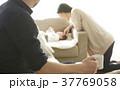 家族 親子 赤ちゃんの写真 37769058