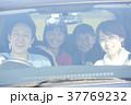 人物 ドライブ 家族の写真 37769232