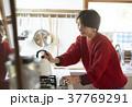 女性 ティータイム 紅茶の写真 37769291