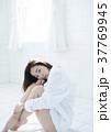 女性 アジア人 バスルームの写真 37769945