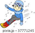 スノーボード 男の子 37771245