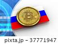 ロシア 旗 フラッグのイラスト 37771947