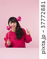 女性 バレンタイン 若いの写真 37772881