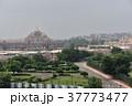 インドの首都、デリー 世界一大きなヒンドゥー寺院 スワーミナーラーヤン・アクシャルダムと郊外の住居 37773477