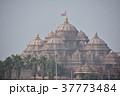 インドの首都、デリー 世界一大きなヒンドゥー寺院 スワーミナーラーヤン・アクシャルダム 37773484
