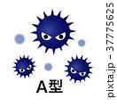 インフルエンザウイルス 37775625