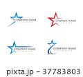 スター 星 シンボルマークのイラスト 37783803