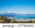 富士山 風景 空の写真 37784942