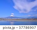 風景 富士山 山の写真 37786907