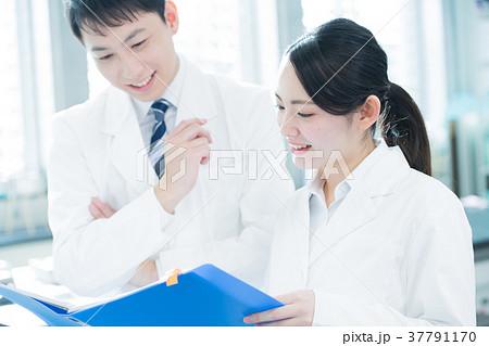 研究室、研究者、実験 37791170