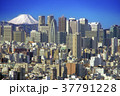 [超明瞭] 富士山と東京 37791228