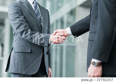 握手 37792257