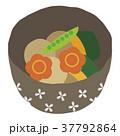 煮物 和食 食べ物のイラスト 37792864