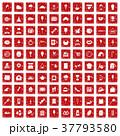 赤い 赤色 グランのイラスト 37793580