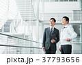 ビジネスマン 作業員 中高年の写真 37793656