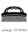 Cleaning brush icon, simple style 37797602