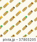 set of color tortilla food seamless pattern eps10 37803205