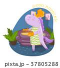 ユニコーン 一角獣 キャラクターのイラスト 37805288