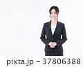 ビジネスウーマン 女性 会社員の写真 37806388