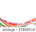 桜 模様 風のイラスト 37808510