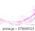 桜 風 春のイラスト 37808523