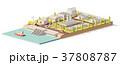 ベクトル トリートメント 施術のイラスト 37808787