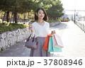 女性 ショッピング 買い物の写真 37808946