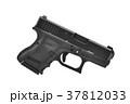 ハンドガン 銃 拳銃の写真 37812033