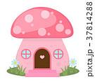 ピンク ピンク色 桃色のイラスト 37814288