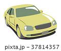 自動車 車 セダンのイラスト 37814357