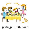 家族 食卓 37820442