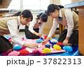 中学生 文化祭 図工 高校生 37822313