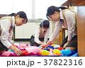 文化祭 中学生 高校生の写真 37822316