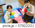 図工 人物 女性の写真 37822321